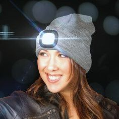 LED Beanie Hat: Item number: 3679237849 Currency: GBP Price: GBP13.95