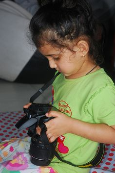 Marziya Shakir Worlds Youngest Street Photographer