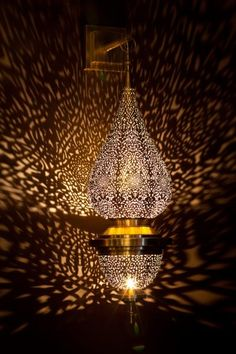 Moroccan Pendant Light, Moroccan Lighting, Moroccan Lanterns, Modern Moroccan, Moroccan Design, Moroccan Decor, Mediterranean Lamps, Wall Sconce Lighting, Wall Sconces