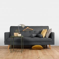 Sofa tapicerowana Frisk szara