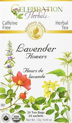 5 All-Natural Beauty Supplements You Should Be Taking Organic Herbal Tea, Lavender Flowers, Lavender Tea, Flower Tea, Herbalism, Herbs, Free, Design, Celebration