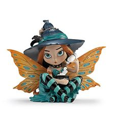 "Jasmine Becket-Griffith ""Little Touch Of Magic"" Figurine"