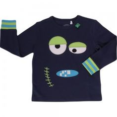 Freds World Børne t-shirt med monster