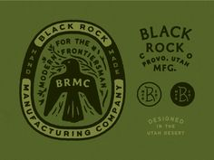 Black Rock Manufacturing Co. by Alana Louise