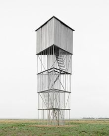 TIPPERNETowerLocation: Tipperne, Ringkøbing FjordYear of construction: 2017Client: The Danish Nature Agency   - Johansen Skovsted Arkitekter
