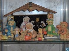Figures and statuettes  - Beertjes - Cherished Teddies halloween