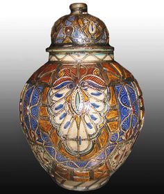 Pottery of Morocco