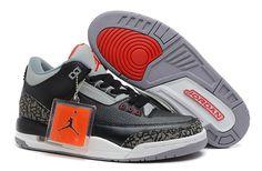 Air Jordan 3 Black Cement Nubuck Cheap New Jordan Shoes All Jordans, Cheap Jordans, New Jordans Shoes, Nike Shoes Cheap, Nike Air Jordans, Nike Shoes Outlet, Cheap Nike, Retro Jordans, Air Jordan 3