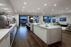 I just viewed this inspiring Rochford 40 Kitchen image on the Porter Davis website. Check it out yourself and get inspired!