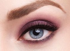 L'Oréal Paris Makeup: Burgundy, the look you need for #winter