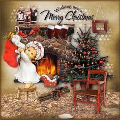 We have 40 Merry Christmas images and quotes that those of all ages will love and enjoy! Happy Holidays to you and your loved ones. Merry Christmas Animation, Holiday Gif, Merry Christmas Images, Merry Christmas Happy Holidays, Christmas Scenes, Noel Christmas, Vintage Christmas Cards, Merry Christmas Quotes Wishing You A, Christmas Wishes Text