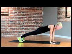 This 5 minute ab routine gives you a full core workout you can do anywhere - no crunches necessary!