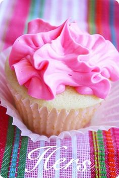 one bowl vanilla cupcakes for two- doubled to make four. awesome, simple recipe for small batches of cupcakes!