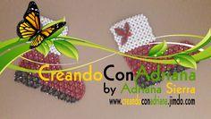 NAVIDAD - CREANDOCONADRIANA Beads, Christmas, Log Projects, Light Installation, Napkin Holders, Holiday Wreaths, Trapper Keeper, Pearls, Noel
