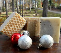Handmade Holidays Gift . soap Holidays Gift Ideas -Whether freshly scented or simply luxurious, these bath soap ideas make lovely gifts for anyone.  You can smell the world from a Box of Natural Handcrafted Soap  Just some of Natural Smell Scent from a Handmade Natural Soap and Box - Wonderful Holiday Gift Set Twelve Piece Gentleman's Soap Gift Set   Holiday-Artisan All Natural Soap