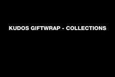 Kudos Giftwrap - Collections