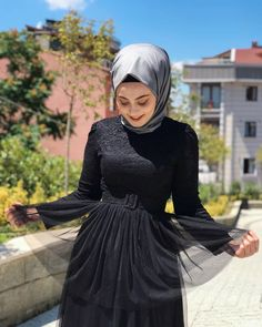 Image may contain: one or more people and outdoor Muslim Beauty, Emoji Wallpaper, Hijab Fashion, Marvel, Sewing, Girls, People, Flowers, Outdoor