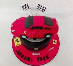 Ferrari cake - Cake by Donatella Bussacchetti