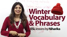 Winter Vocabulary - Learn English for free ( English Vocabulary Lesson)  This is gud, here is the link for that website which provides the home tutions, browser for more information, click here :www.ht.initp.com