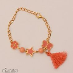 fancy-b Tassel Necklace, Necklaces, Chain Bracelets, Spring Summer 2015, Fancy, Beads, Jewelry, Beading, Jewlery