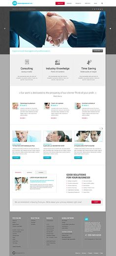 15 WordPress Design Themes for a Corporate Website