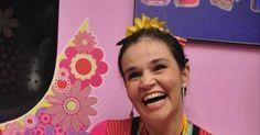 osCurve Brasil : Com esclerose múltipla, Claudia Rodrigues é intern...