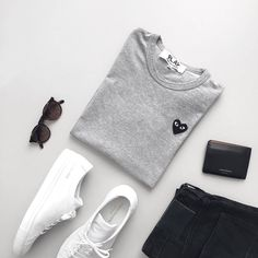 "CAPSULE WARDROBE (@capsulewardrobemen) on Instagram: ""You Can Never Go Wrong With Basics. . . . Repost @wouterkaan) . . #mensfashion #outfitgrid…"""