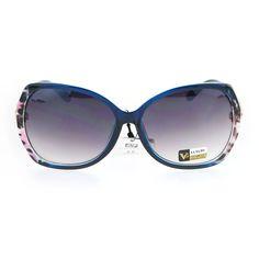 7d4f3b5daae Rhinestone Fashion Sunglasses Womens Elegant Stylish Shades UV 400 - Blue  Pink - CN186OWQXGK. Women s SunglassesEyewearGlassesSunglassesEyeglasses