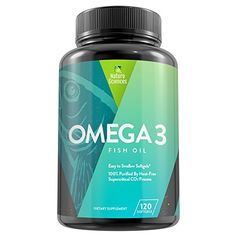 Naturo Sciences Omega 3 Fatty Acid Fish Oil Supplement 120 Softgels -- To view further for this item, visit the image link.Note:It is affiliate link to Amazon.