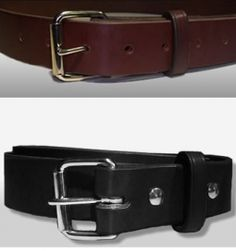 1.25 Leather Belt Made in the USA