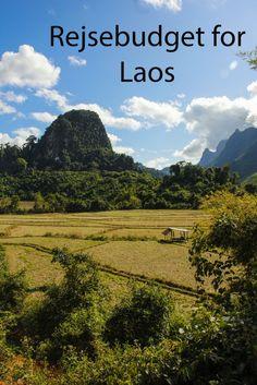 Rejsebudget - Laos Se hvad det koster at rejse 18 dage i landet