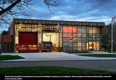 Seattle Fire Station