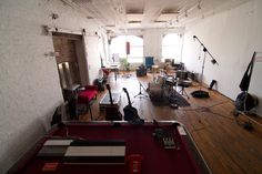 Location: MetroSonic Recording Studios NYC | Best Brooklyn NY Analog Recording Studios | MetroSonic LIVE Room