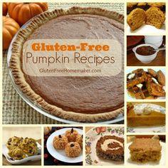 Gluten-Free Pumpkin Recipes - The Gluten-Free Homemaker