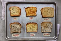 A Guide To The Best Gluten-Free Sandwich Bread ++ Saveur.com #glutenfree