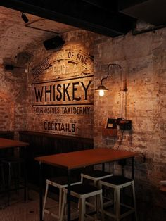 Like the Whisky Sign