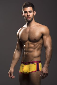 Just a few of the new Andrew Christian styles that... - VOCLA.com