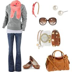 Weekend Comfy, created by amf629.polyvore.com