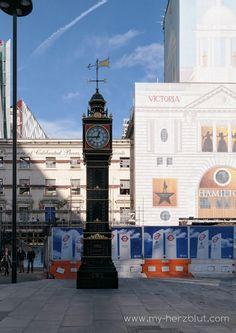 Little Ben - einer der Sehenswürdigkeiten in London 💂♀ mehr [Insider]Tipps auf dem Blog