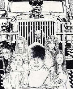 Mad Max: Fury Road - Allison Sohn