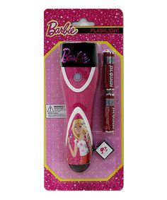 Another great find on #zulily! Barbie Flashlight #zulilyfinds
