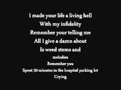 SUICIDE LETTERS - TECH N9NE [ LYRICS ON SCREEN ]