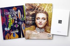 For years, Neiman Marcus has led the way among upscale retailers with its elaborate annual Christmas catalog. Click below to access this year's catalog. This year, Neiman Marcus faces a new . Christmas Catalogs, Christmas Books, Neiman Marcus Christmas Book, Christmas Graphic Design, Wall Street Journal, War, Make It Yourself, Faces, Gifts