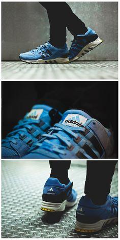 adidas Equipment Running Support 93: Cobalt Blue