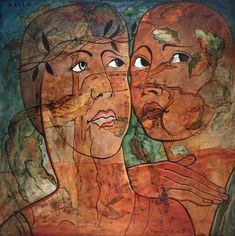 Francis Picabia - transparencies-1929-1931