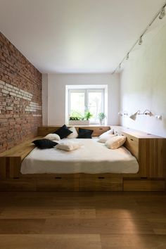 homedesigning:  (via Amazingly Modular Small Family Apartment With Lots Of Playful Spaces)    mmmkay