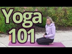 Yoga for Beginners 101- How to do Yoga with Dr. Melissa West -Namaste Yoga Episode 101 - YouTube