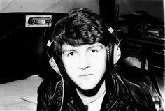 Greg Wilson. DJ. Legend.
