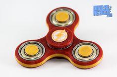 The Flash Fidget Spinner