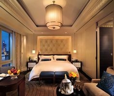 @Travel + Leisure World's Best: The Peninsula, Shanghai